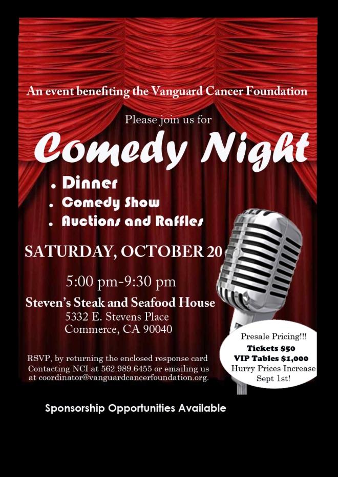 Comedy Invite CC